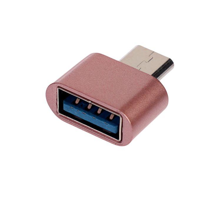 Адаптер Type-C - USB