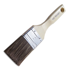 Кисть SANTOOL плоская 50 мм, смешанная щетина деревянная ручка