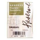 Трости Rico DIR0235 Reserve  для саксофона сопрано, размер 3.5, 2шт