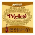 Отельная струна E/Ми для скрипки  J5601-4/4M Pro-Arte  размером 4/4, среднее натяжение