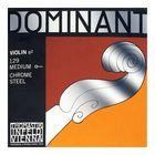 Отдельная струна Thomastik 129 Dominant  Е/Ми для скрипки размером 4/4, сред. натяж, шарик