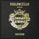 Отдельная струна G/Соль для виолончели  Jargar Strings Cello-G-Superior  размером 4/4