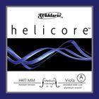 Отдельная струна D'Addario H411-MM Helicore  A/Ля для альта, среднее натяжение