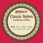 Отдельная 1-ая струна для классической гитары D'Addario J2701 Classical , нейлон