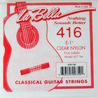 Отдельная струна La Bella 416  №1 нейлон La Bella