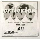 Отдельная струна La Bella CPS011  сталь, 011