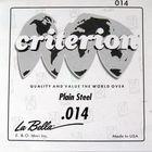 Отдельная струна La Bella CPS014  сталь, 014