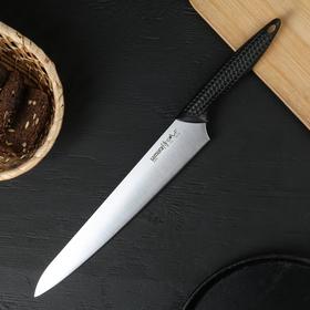 Нож кухонный 25,1 см Golf, для нарезки Ош