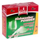 Порошок для мытья посуды в посудомоечных машинах Frau Gretta, 3 кг