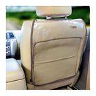 Накидка защитная на спинку сиденья Siger Safe-3, прозрачная