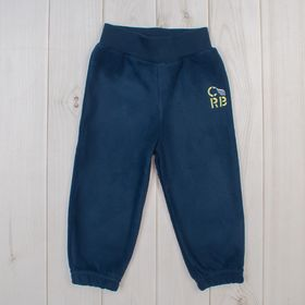 Брюки для мальчика, рост 86 см, цвет тёмно-синий CWB 7597_М