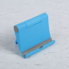 Подставка для телефона и планшета, регулируемый угол наклона, синий Ош