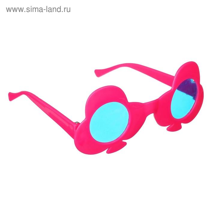 """Карнавальные очки детские """"Масти. Крести"""", цвета МИКС"""