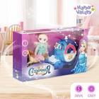 Карета для кукол «Сказочная карета» с куклой, световые и звуковые эффекты