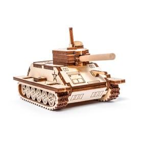 """Конструктор """"Танк Т-34"""", 33 детали"""