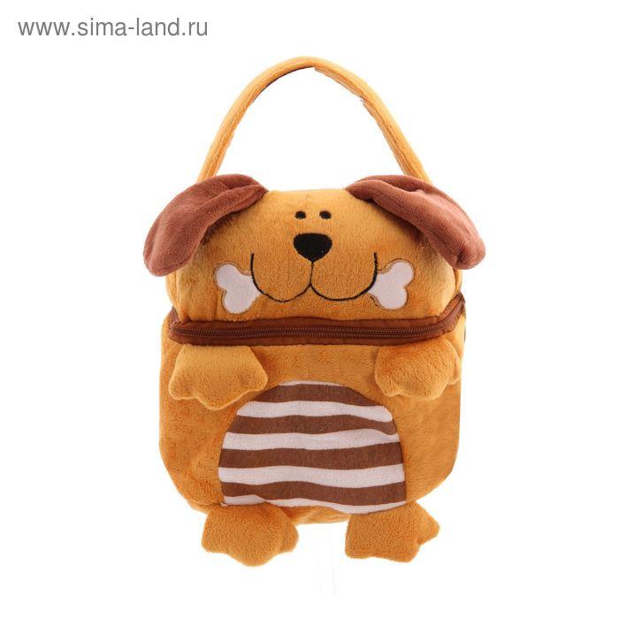 "Мягкая сумочка ""Собачка"""