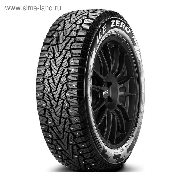 Зимняя шипованная шина Pirelli Winter Ice Zero X 265/50 R20 111H