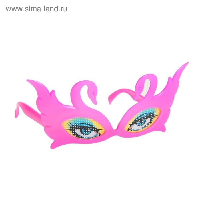 """Карнавальные очки """"Хитрые глазки"""""""