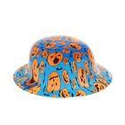 Карнавальная шляпа с тыквами, цвет МИКС