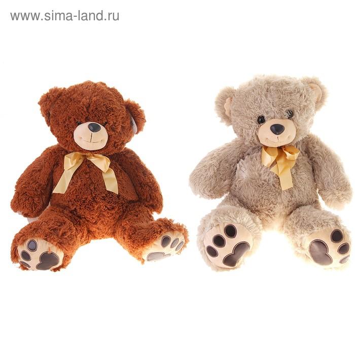 """Мягкая игрушка """"Медведь плюшевый"""", цвета МИКС"""