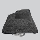 """Коврик в салон для Nissan Pathfinder III 2010-2014 (3й ряд), 1 шт., текстиль """"DUNLOP"""", серый   25607"""