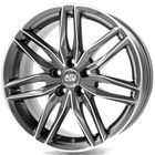 Диск MSW 24 8,0x17 5x105 ET40 d56,6 Matt Gunmetal Full Polished (W1920800126)