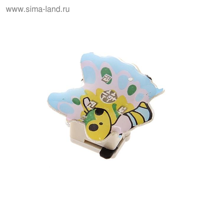 """Карнавальный значок световой """"Пчелка"""""""