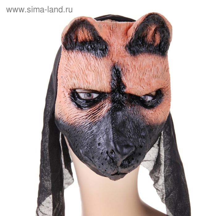 "Карнавальная маска ""Овчарка"""