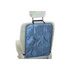 Защитная накидка на сиденье SKYWAY, ПВХ, 3-х слойная, серая