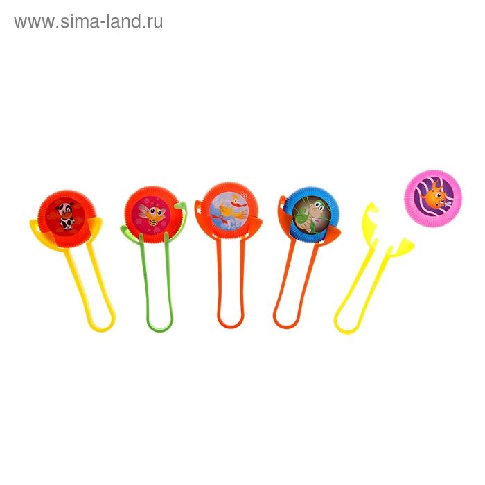 Стрелялка разные виды животных, цвета МИКС