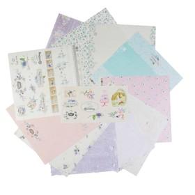 """Набор бумаги для скрапбукинга """"Свадебная история"""" 10 л 30,5х30,5 см пл-ть 190гр/м2"""