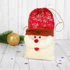 "Подарочная упаковка ""Дед мороз"", вместимость 500 грамм"