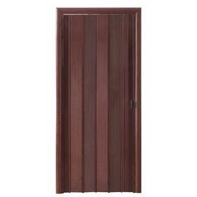 Дверь раздвижная «Стиль», ПВХ, венге, 2020 × 840 мм