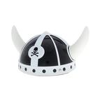 Карнавал шлем болельщика  рога с черепом