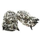 """Тапочки-зверушки """"Лапа тигра"""", 31 размер"""