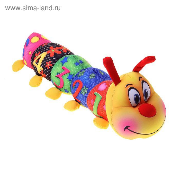 """Мягкая игрушка-антистресс """"Гусеница"""""""