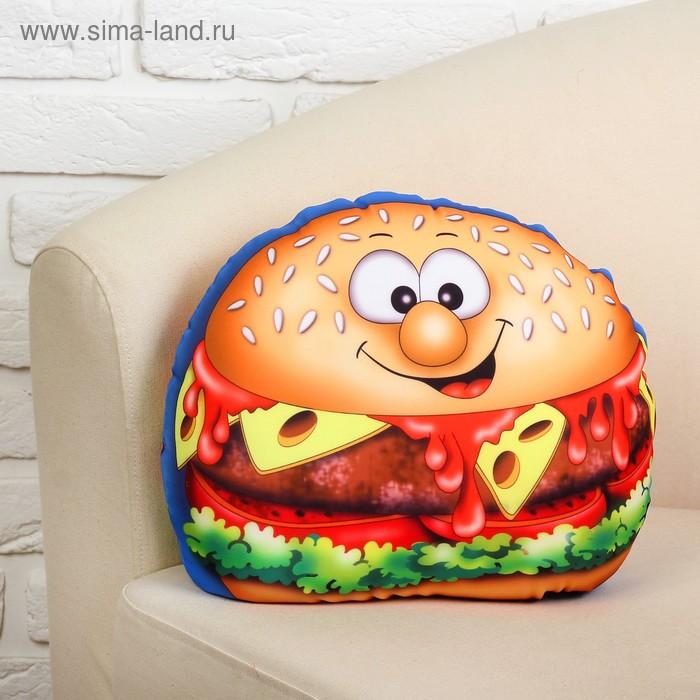 "Мягкая игрушка-антистресс ""Сэндвич"""