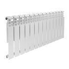 Радиатор алюминиевый REMSAN Professional, 500х80, 14 секций