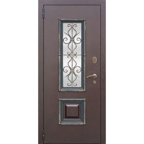 Дверь входная Венеция Венге 2050х860 (левая)