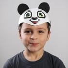 """Карнавальная шляпа """"Панда"""", р-р 52-54"""