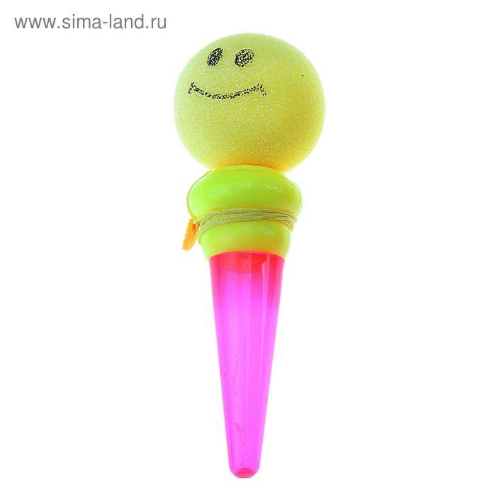 "Стрелялка ""Мороженое"" смайл, цвет МИКС"