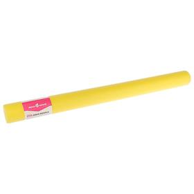 Аквапалка STAR, 65x800 мм, цвет жёлтый Ош