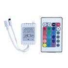 Контроллер Luazon RGB для модулей/лент, 12V, 72W, пульт ИК 24 кнопки