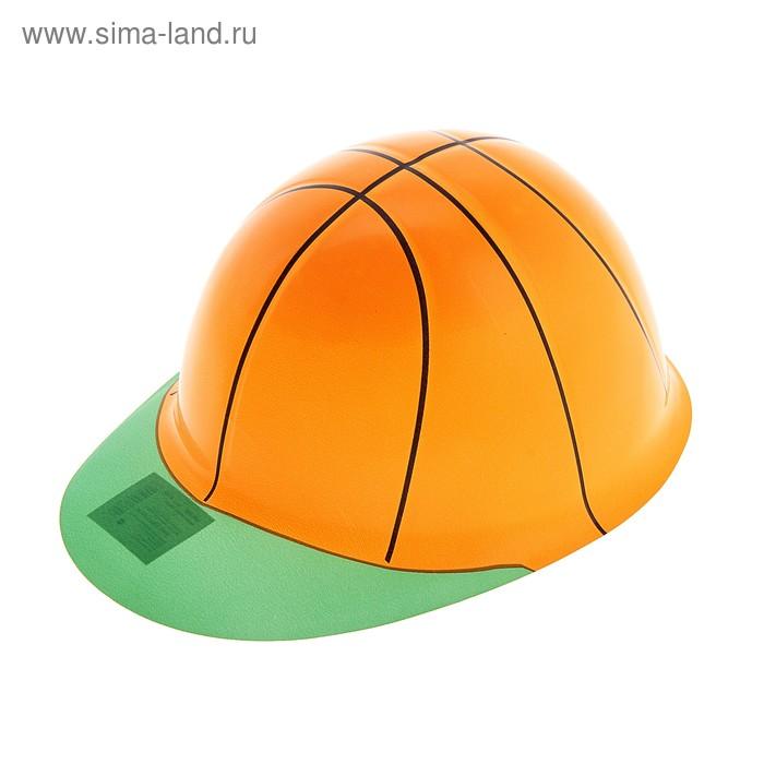 """Карнавальная шляпа """"Баскетбол"""""""