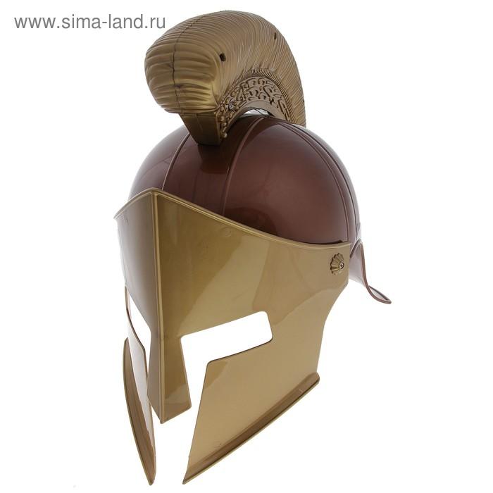 """Карнавальный шлем """"Рыцарь"""""""