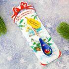 Ложка чайная сувенирная «Девочка со снегирем», 6,7 х 18,7 см