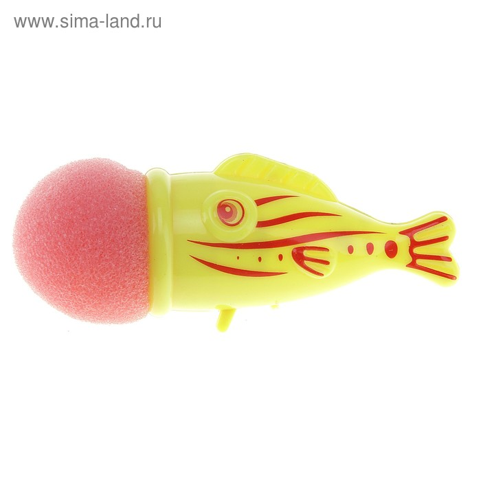 """Стрелялка """"Рыба"""""""