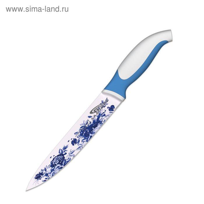 Нож Ладомир, длина лезвия 20 см
