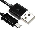 Кабель USB 2.0 Pro Cablexpert CCP-mUSB2-AMBM-0.5M, AM/microBM 5P, 0.5м, черный, пакет