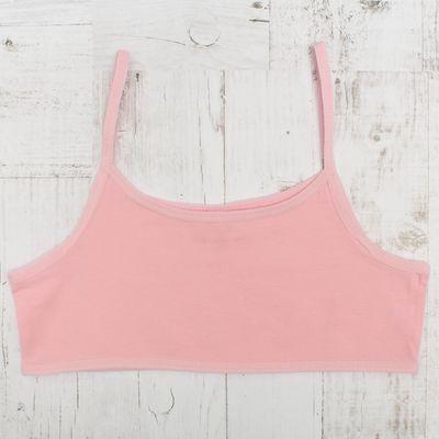Топ для девочки, рост 152-158 см, цвет розовый CAJ 2302
